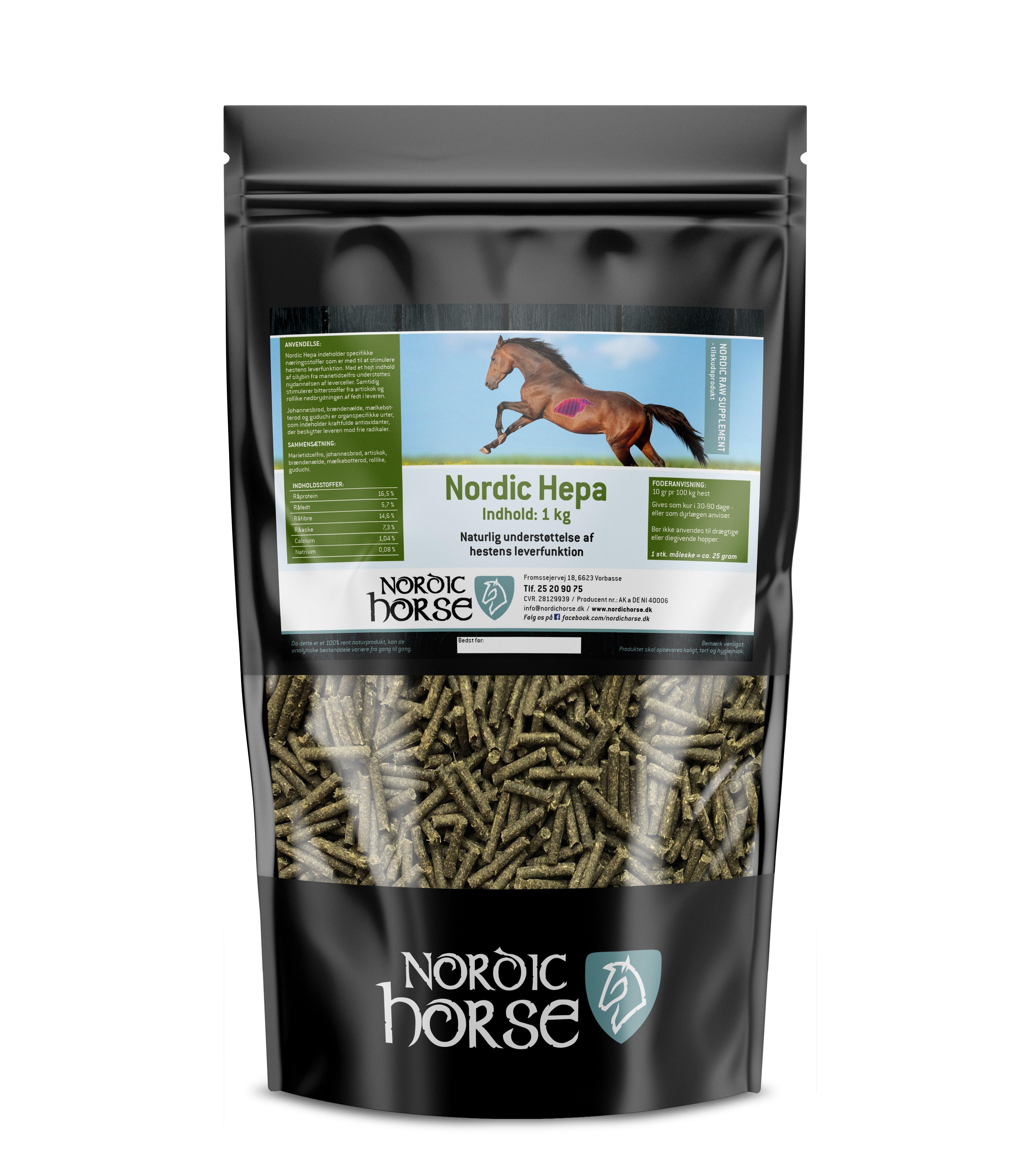 Nordic Horse Hepa