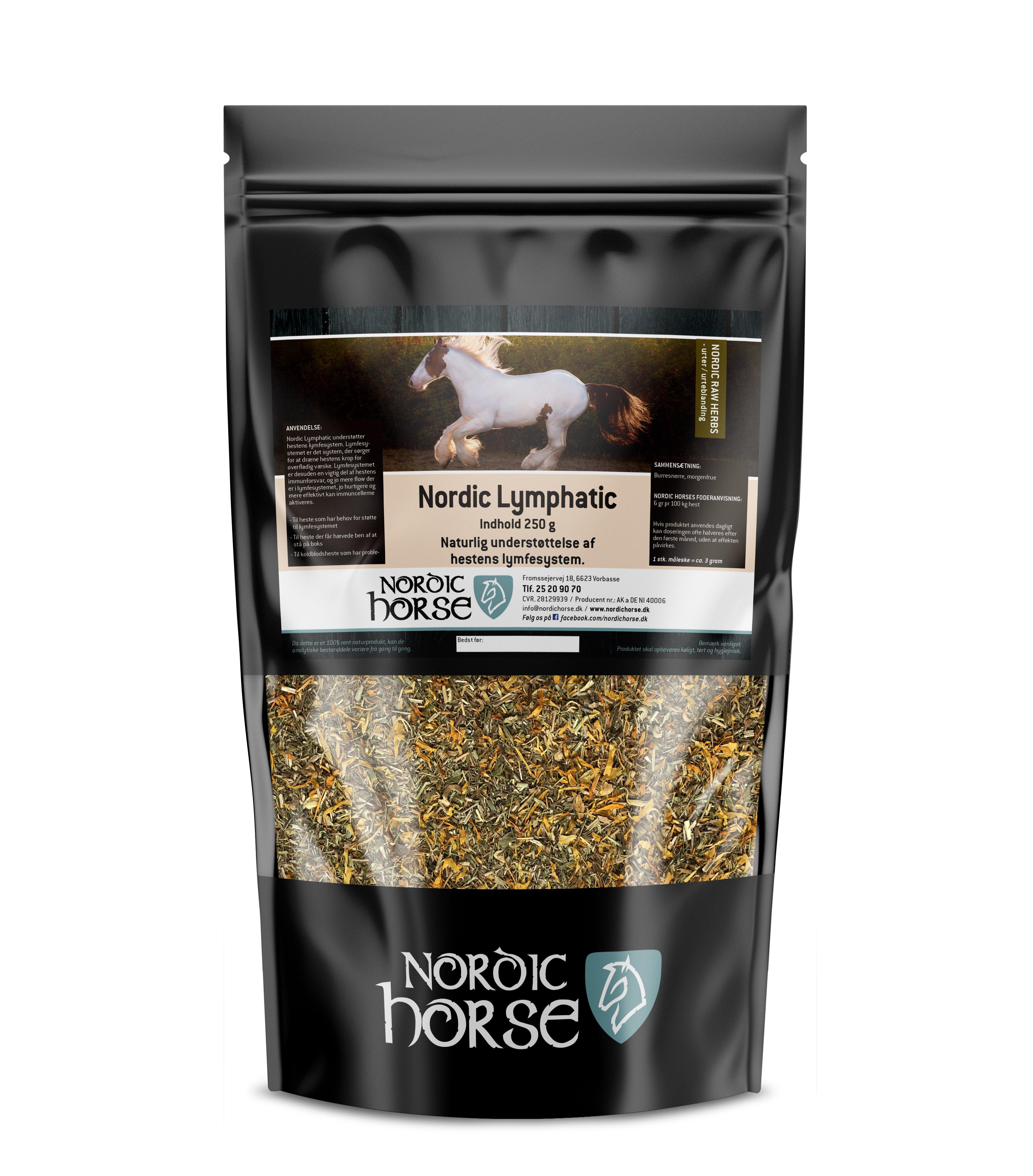 Nordic Horse Lymphatic