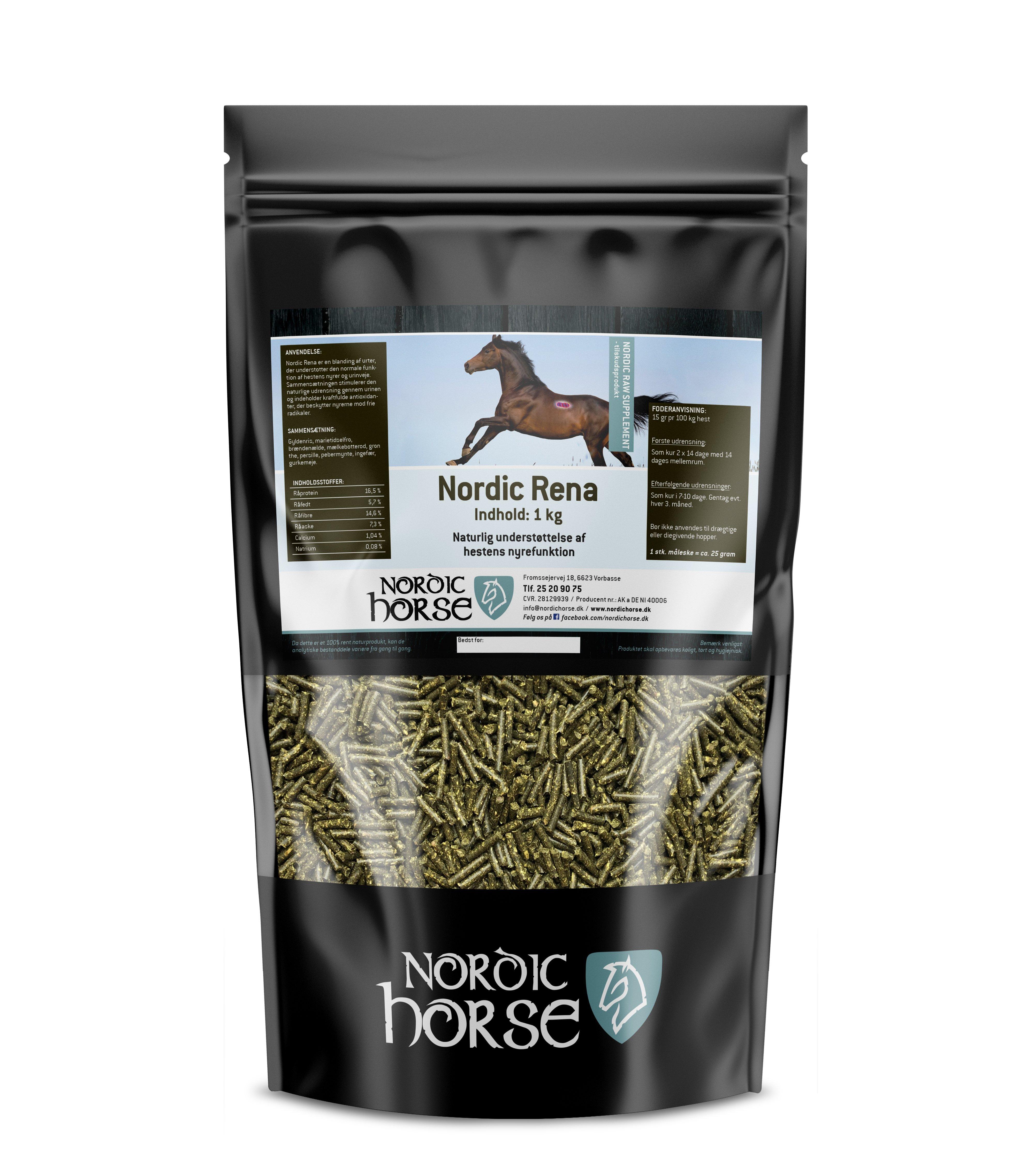 Nordic Horse Rena