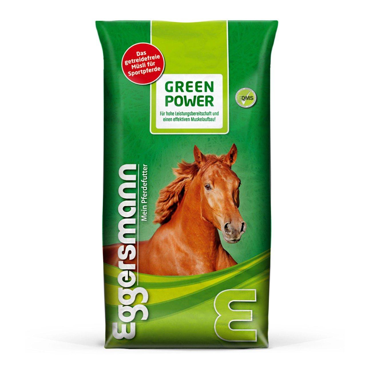 Eggersmann Green Power Kornfri