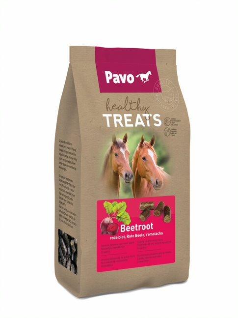 Pavo Healthy Treats - Rødbede